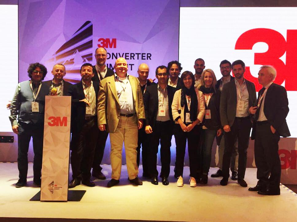 PARTECIPAZIONE AL SUMMIT 3M BARCELLONA 2017