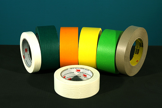 SINGLE-SIDED PAPER ADHESIVE TAPES