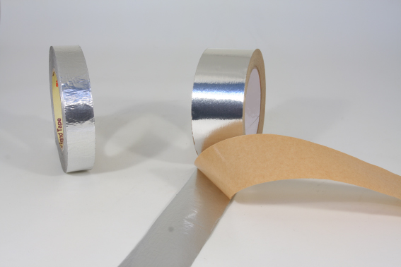 METAL FOIL SINGLE-SIDED ADHESIVE TAPES