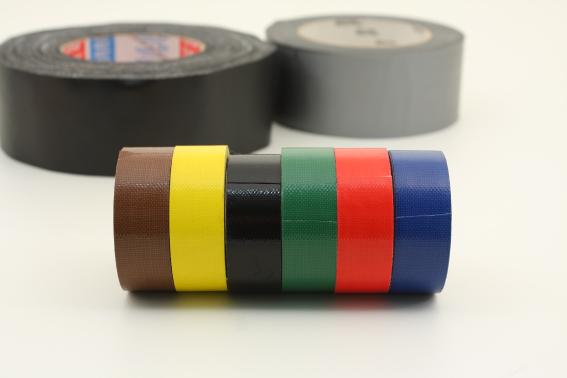 SINGLE-SIDED ADHESIVE CLOTH TAPES