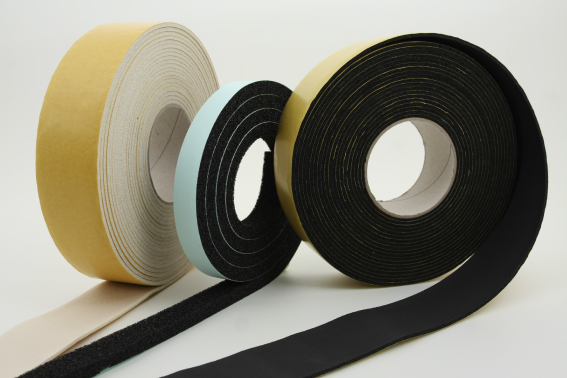 SINGLE-SIDED ADHESIVE FOAM TAPES
