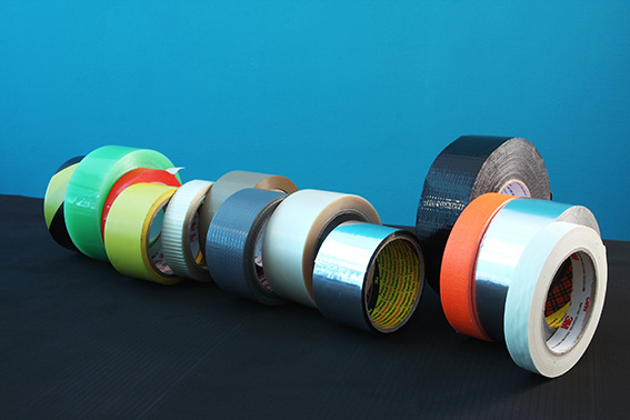 SINGLE-SIDED ADHESIVE TAPES